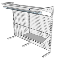 Nástavby dílenských stolů NAS_15_1P300_OT