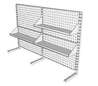 Nástavby dílenských stolů NAS_15_3P200