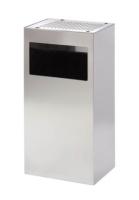 Odpadkový kôš - nerez MM700258