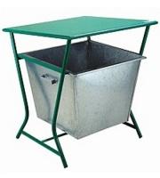 Odpadkový kôš - oceľ MM700164