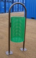 Odpadkový kôš - oceľ MM700165