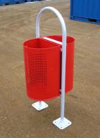 Odpadkový kôš - oceľ MM700166