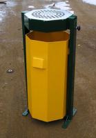 Odpadkový kôš - oceľ MM700167