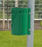 Odpadkový kôš - oceľ MM700170
