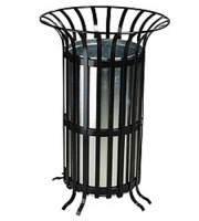 Odpadkový kôš - oceľ MM700178