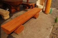 Parková lavička - drevo MM700239