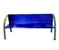 Parková lavička - oceľ MM700190