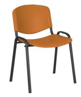 Plastová jedálenská stolička SN100273