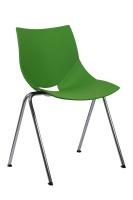 Plastová konferenčná stolička SN100161