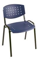 Plastová konferenčná stolička SN100190