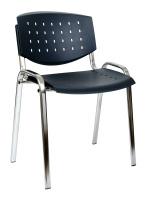 Plastová konferenčná stolička SN100191