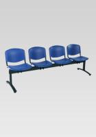 Plastová lavica do čakárne SN100289