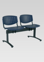Plastová lavica do čakárne SN100291