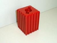 Plastové lôžko CNC nástroje ABS40