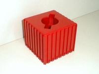 Plastové lôžko CNC nástroje ABS63