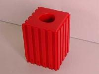Plastové lôžko CNC nástroje CAPTO3