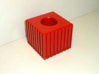 Plastové lôžko CNC nástroje HSK50