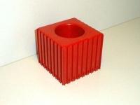 Plastové lôžko CNC nástroje HSK63