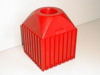 Plastové lôžko CNC nástroje ISO30