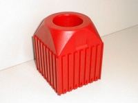 Plastové lôžko CNC nástroje ISO40