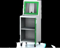 Počítačovej skrine na kolieskach CSP 65 1 C