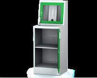 Počítačovej skrine na sokli CSS 65 1 C
