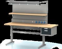 Pracovné stoly ALNAK® ALNAK 15 K05