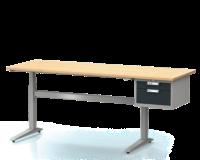 Pracovné stoly ALNAK® ALNAK 15 K06