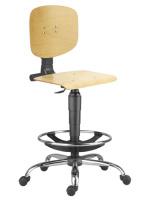 Priemyselné stoličky 1290 L MEK 7150