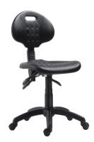 Priemyselné stoličky 1290 PU ASYN 5000