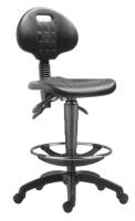 Priemyselné stoličky 1290 PU ASYN 5050