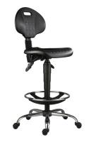 Priemyselné stoličky 1290 PU ASYN 5150