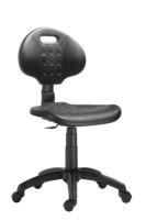 Priemyselné stoličky 1290 PU MEK 4000