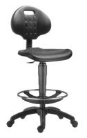 Priemyselné stoličky 1290 PU NOR 3050