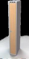 Šatníková skrinka - lamino dvere AM 25 1 1 S DD