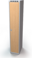 Šatníková skriňa - lamino dvere AM 35 1 1 S DD