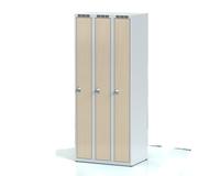 Šatní skříň - lamino dveře D3M 25 3 1 S