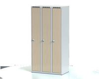 Šatní skříň - lamino dveře D3M 30 3 1 S
