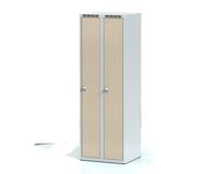 Šatní skříň - lamino dveře D3M 35 2 1 S
