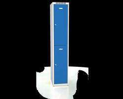 Šatní boxy - dvouplášťové dveře A2M 35 1 2 A