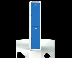 Šatní boxy - dvouplášťové dveře A2M 40 1 2 A