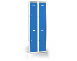 Šatní boxy - jednoplášťové dveře L2M 30 2 2 A