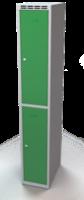 Zesílené šatní boxy - dvouplášťové dveře R3M 30 1 2 A