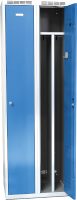 Šatní skříňky - jednoplášťové dveře L3M 40 2 1 S T