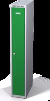Šatňové skrinky zníženej - dvojplášťové dvere A1M 25 1 1 S V15