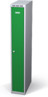 Šatní skříňky snížené - dvouplášťové dveře A3M 25 1 1 S V15