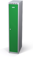 Šatní skříňky snížené - jednoplášťové dveře L3M 30 1 1 S V15