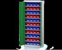 Skladovacie skrine SS, US SS 80 1 S10 PP
