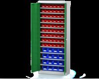 Skladovacie skrine SS, US SS 80 1 S12 PP