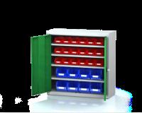 Skladovacie skrine SS, US SS 80 4 S4 PP